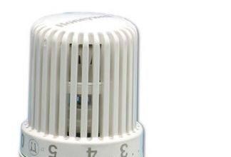Tous les types de robinet thermostatique: mécaniques, électroniques, programmables