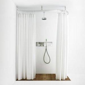installer un receveur de douche l 39 italienne. Black Bedroom Furniture Sets. Home Design Ideas