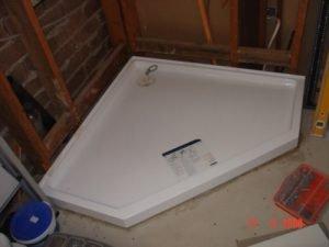 Comment installer un receveur de douche for Pose d un receveur de douche a carreler