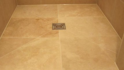 Installer un receveur de douche carreler - Poser un receveur de douche sur plancher bois ...