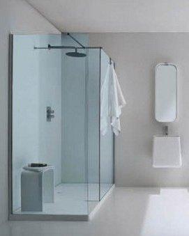 Comparatif receveur de douche extra plat vs douche l for Poser receveur douche italienne