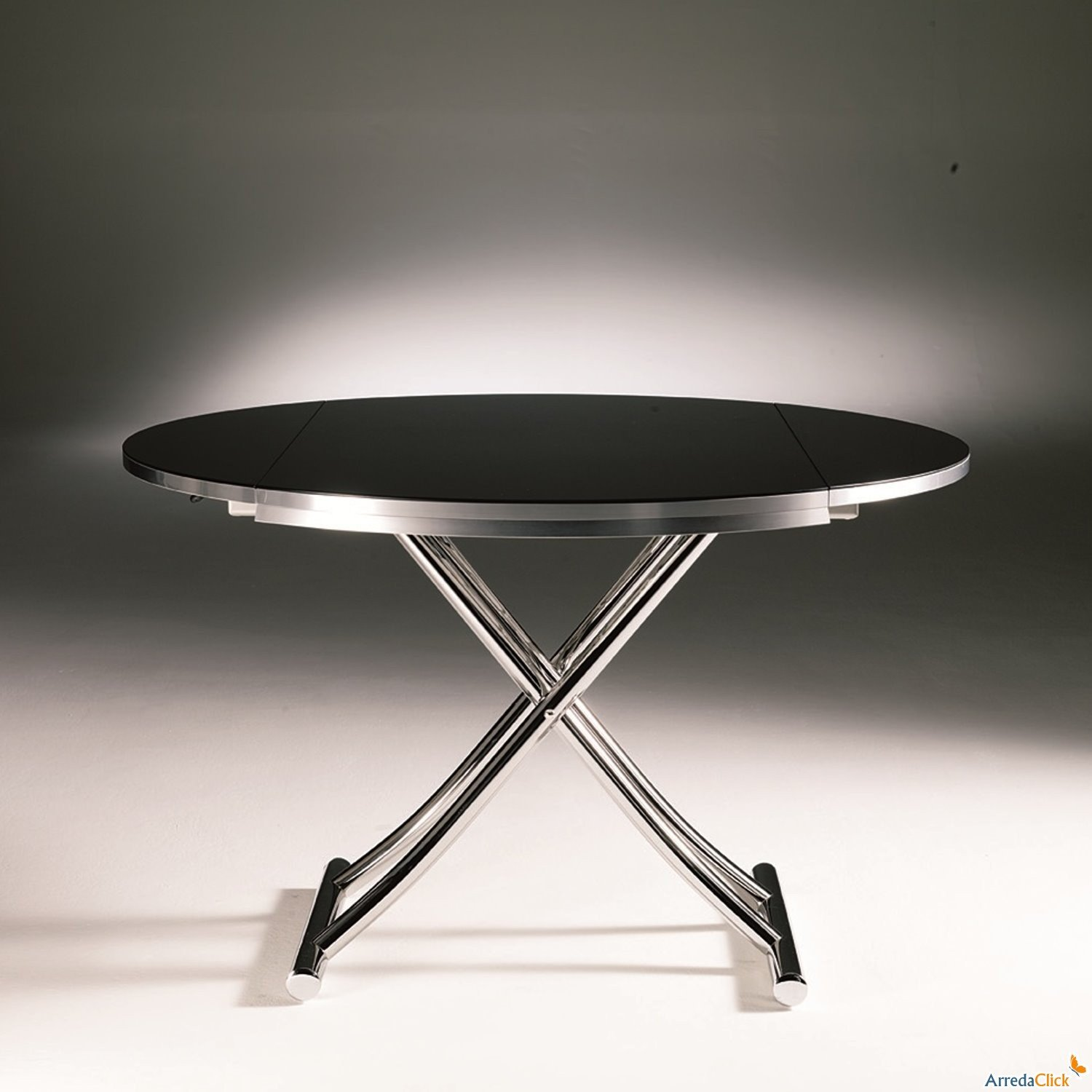 Table basse salon ronde ou ovale - Table basse ronde ou ovale ...