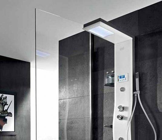 LE GUIDE complet de la colonne de douche: conseils et tarifs