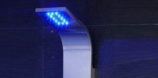 colonne de douche LED
