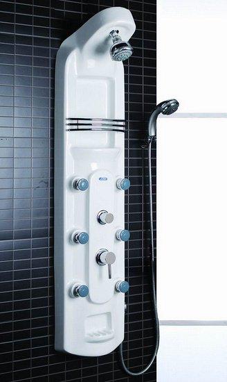 colonne de douche en plastique. Black Bedroom Furniture Sets. Home Design Ideas