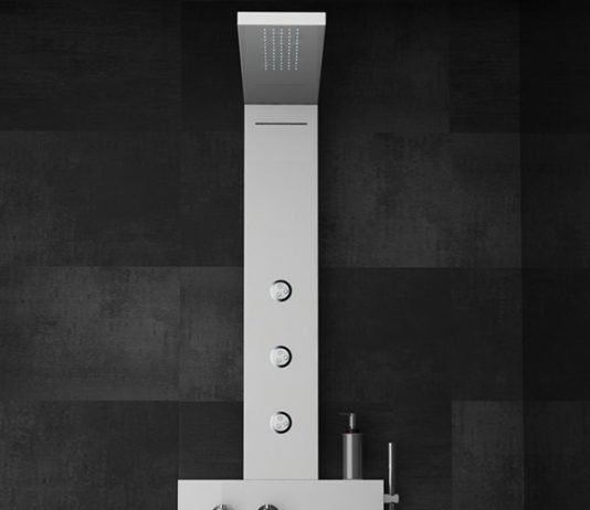 Installer une colonne de douche hydromassante: tous nos conseils