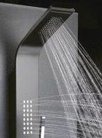 La colonne de douche hydromassante pour un confort maximal