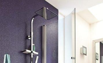 colonne de douche pour baignoire