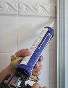 joint silicone pour porte de douche
