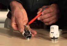 régler robinet thermostatique