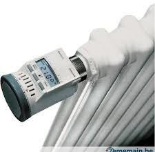 tête thermostatique électronique