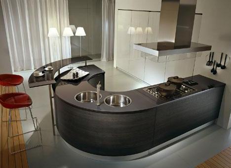 avantages de l'évier cuisine rond