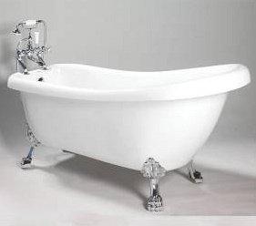 mati res et mat riaux pour la baignoire sabot. Black Bedroom Furniture Sets. Home Design Ideas