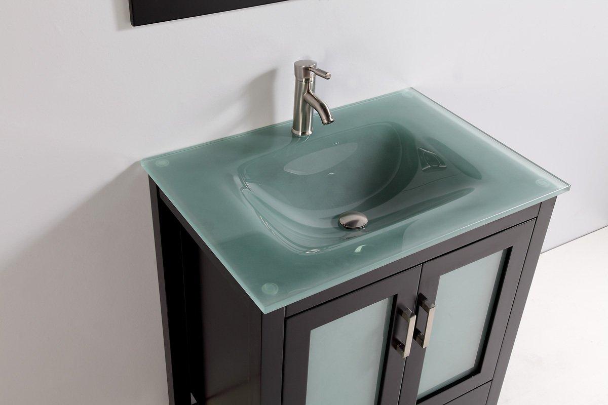 Vasque en verre - ConsoBrico.com