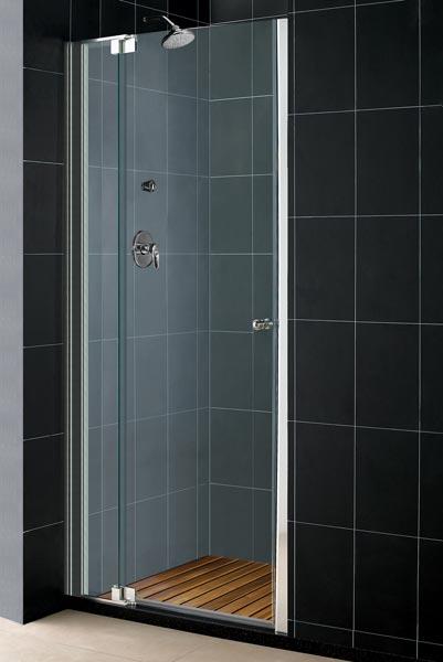 porte de douche en acrylique