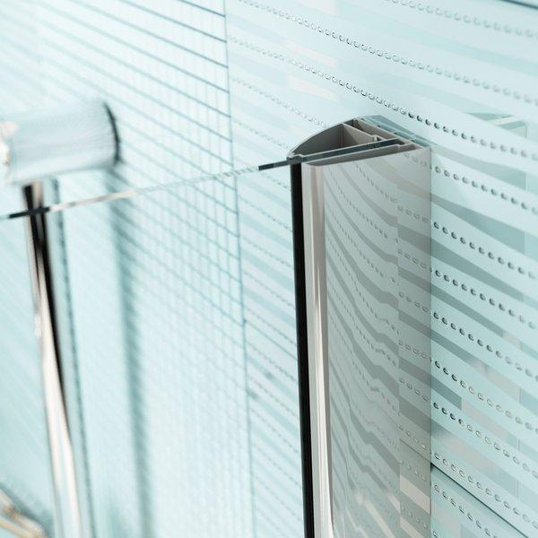le guide de la porte de douche. Black Bedroom Furniture Sets. Home Design Ideas