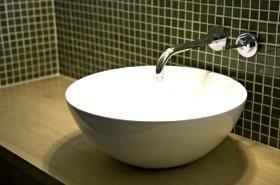vasque bol rond