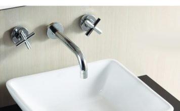 Robinet vasque: attention à la hauteur du robinet par rapport à la vasque