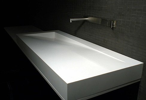 vasque design poser. Black Bedroom Furniture Sets. Home Design Ideas