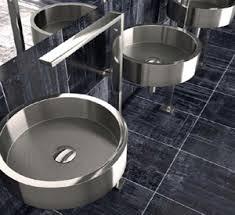 vasque en inox
