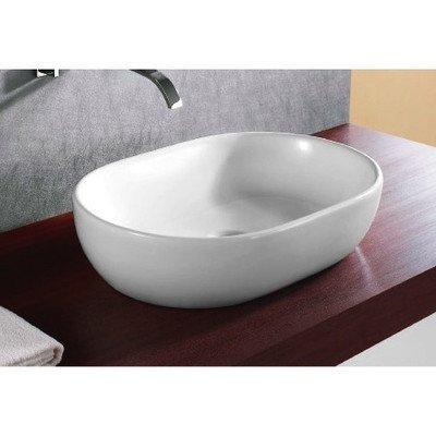 vasque ovale 224 poser consobrico