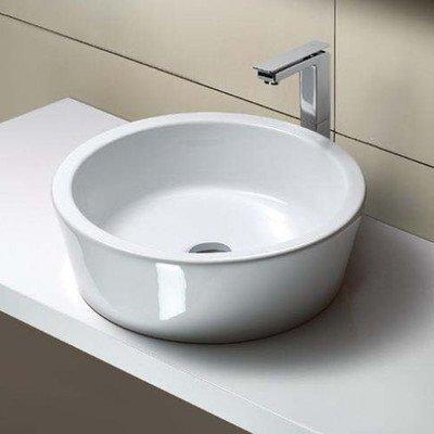 Vasque ronde - Vasque semi encastrable ...