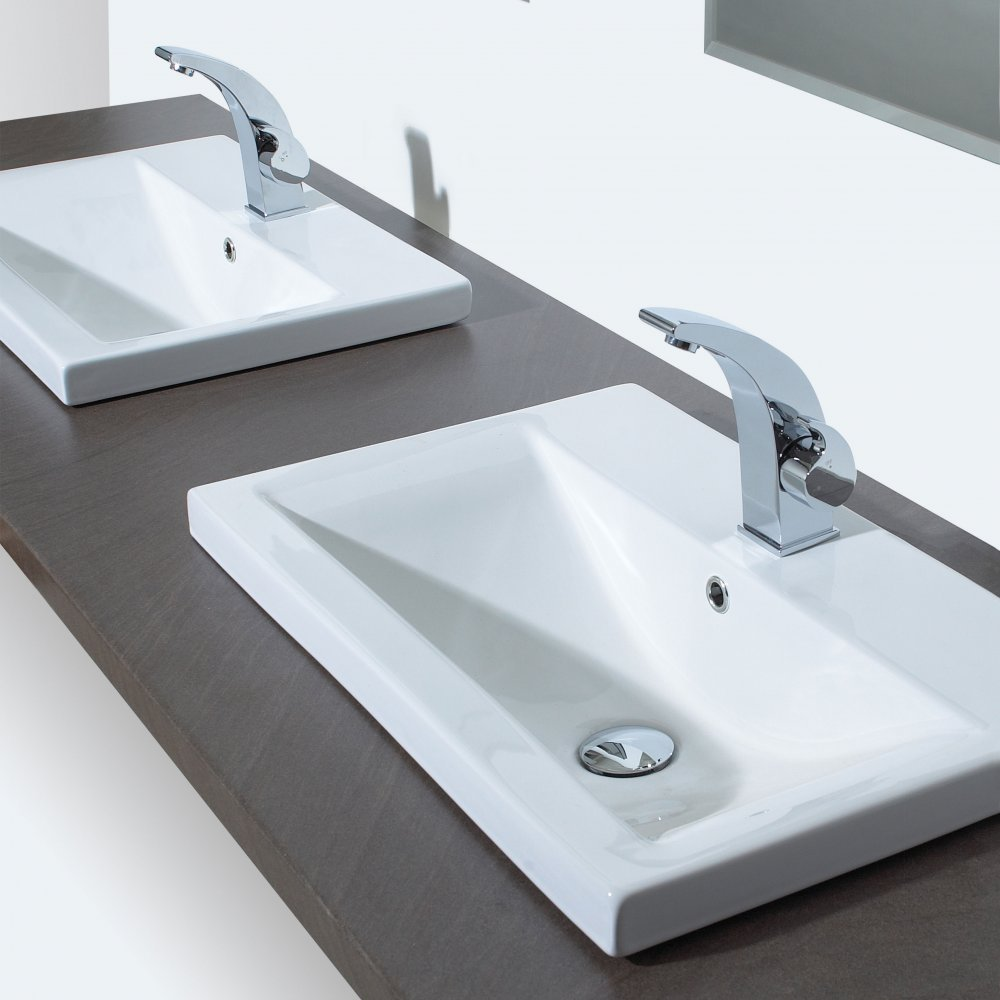 Types de vasque de salle de bain  consobrico.com