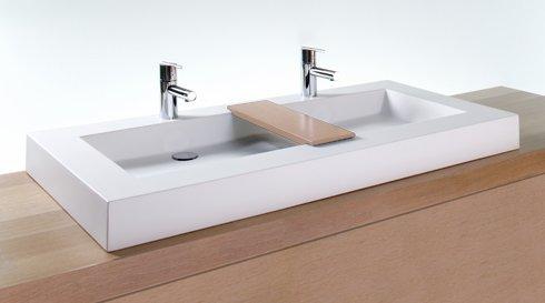 Vasque semi encastrée | encastrable - ConsoBrico.com