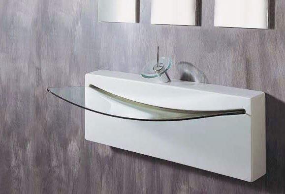 vasque lavabo suspendu. Black Bedroom Furniture Sets. Home Design Ideas