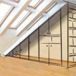 Installer une porte de placard pivotante - Cout placard sur mesure ...