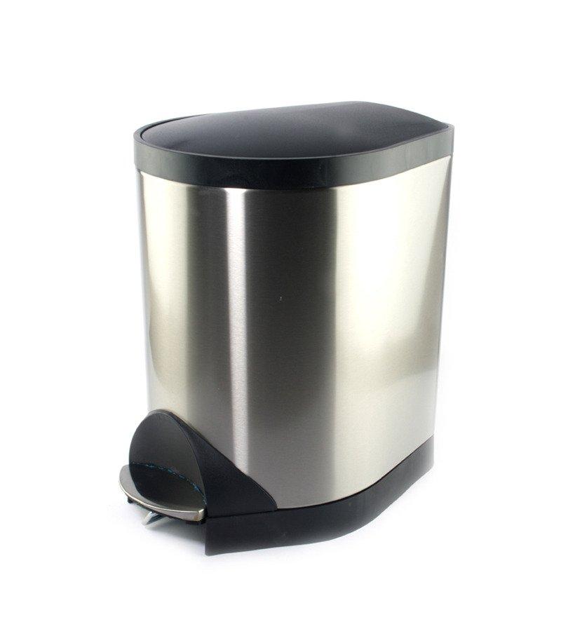 Poubelle a p dale touch bin ou push on choisit quoi for Habitat poubelle cuisine