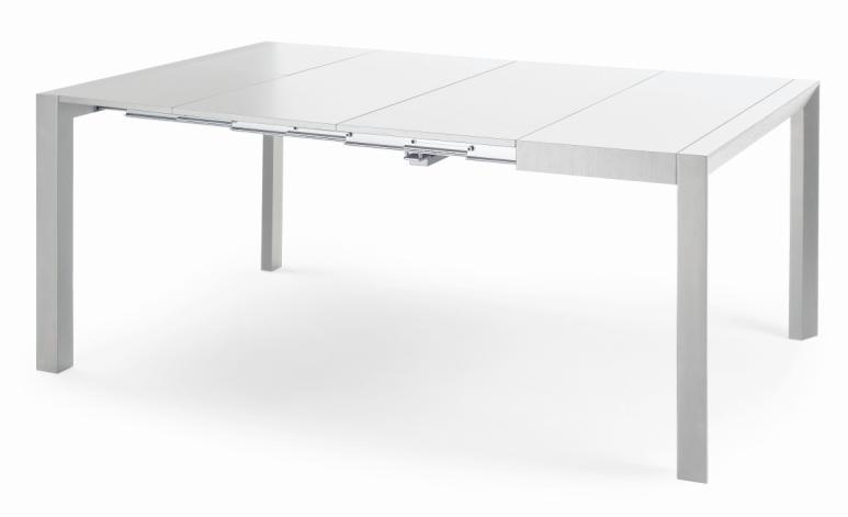 Table console extensible pour un gain de place maximal - Table a rallonge console ...