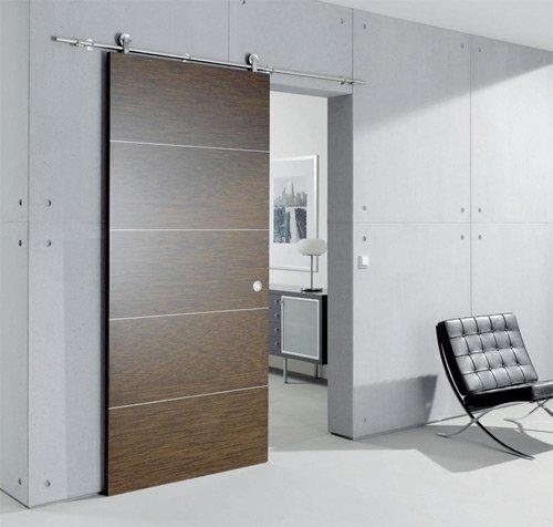 Porte Coulissante Le Guide Dachat Complet - Porte placard coulissante de plus porte en bois prix