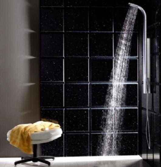 3 conseils pour choisir sa colonne de douche. Black Bedroom Furniture Sets. Home Design Ideas