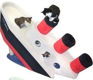 arbre a chat titanic