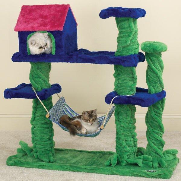 maison niche pour chat