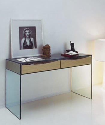 Table Console Contemporaine Design