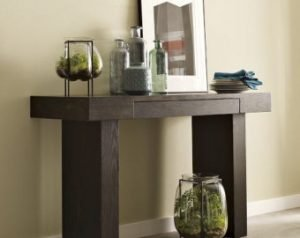 table console tableau