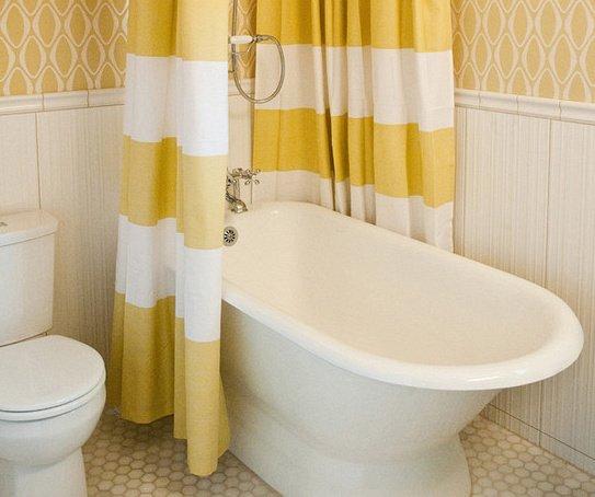 11 petites baignoires pratiques et craquantes for Baignoire sabot sur pied