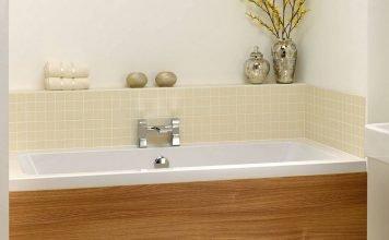 La baignoire sous tous les angles baignoire lot en angle ou sabot pour des - Coffrage baignoire bois ...