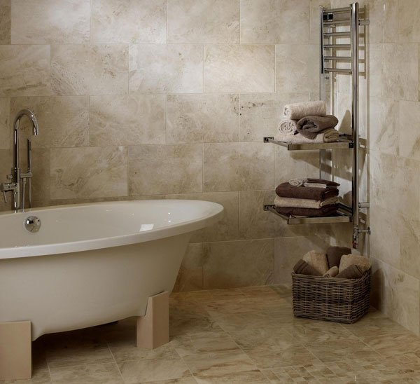 Pose Travertin Salle De Bain. Free Design Avec Carrelage Travertin ...