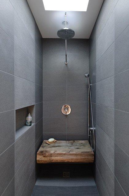 dalles murale et siège baignoire