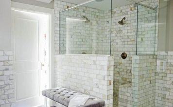 12 styles de douche avec siège à ne pas manquer
