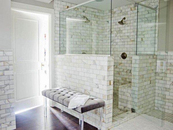 Souvent 12 styles de douche avec siège à ne pas manquer TM78