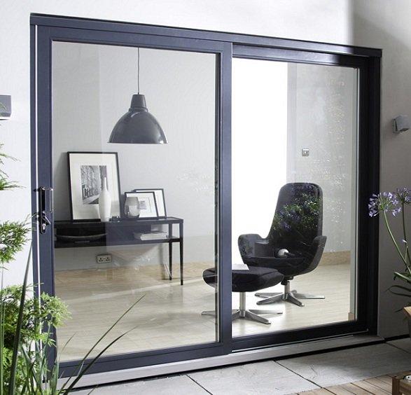 Porte Coulissante En Aluminium Pourquoi Choisi L 39 Alu