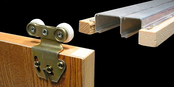 Image Result For Bypsliding Closet Door Track And Hardware