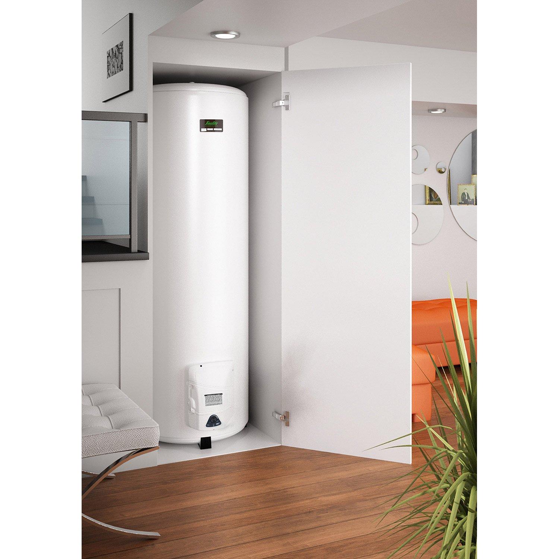Chauffe eau salle de bain elegant douche italienne pour chauffe eau electrique ariston l beau - Chauffe eau instantane douche ...