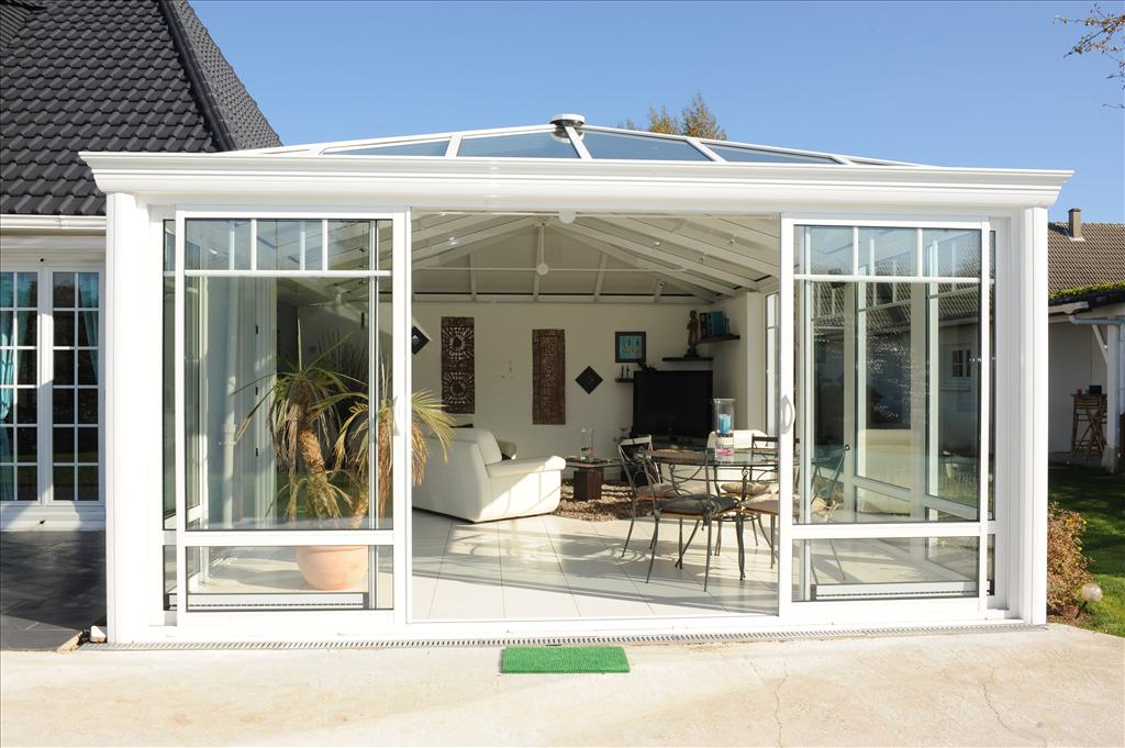 Les coupes de v randa for Photos de veranda