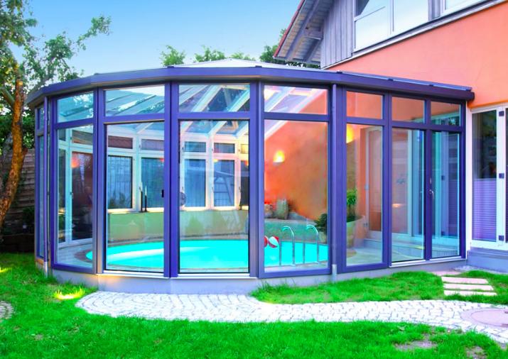 Choisir sa veranda posez vous les bonnes questions for Veranda pour piscine