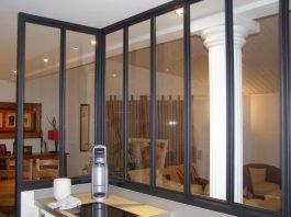 La verrière d'intérieur: la solution pour compartimenter un espace avec luminosité